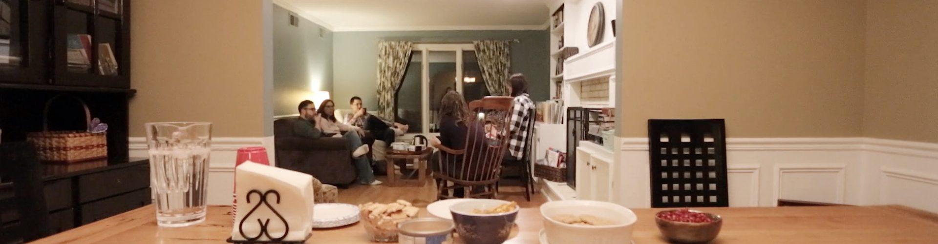 RezGroup Home Small Group Table Snacks